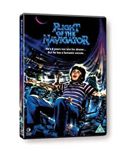 Flight of the Navigator [DVD] [1986]