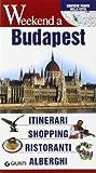 Scarica Libro Budapest Itinerari shopping ristoranti alberghi (PDF,EPUB,MOBI) Online Italiano Gratis