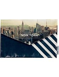 Die Spiegelburg 14879, bolso de mano multiusos / caja - diseño de la ciudad de Nueva York - adecuado para viajes