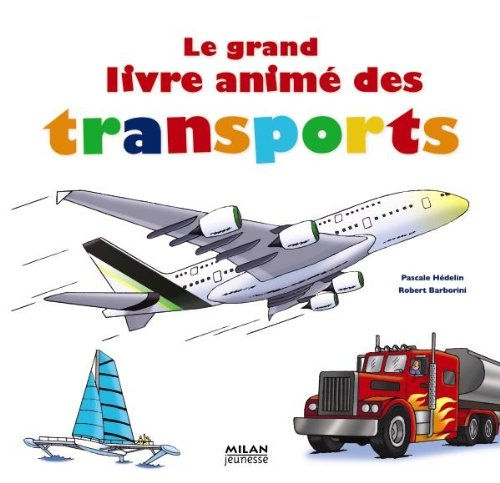 Le grand livre anim des transports
