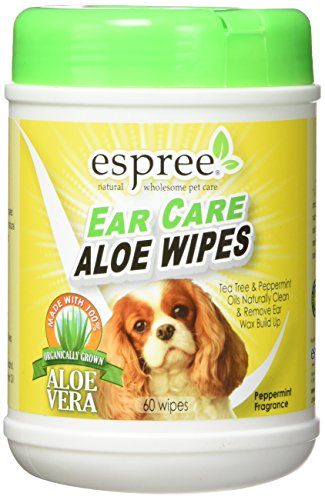Hunde Ear Für Wipes, (Espree Ohr Pflege für Haustiere, Tücher)