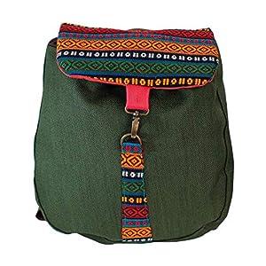 Rucksack Damen wasserdicht 'olive'| Tasche | HANDMADE | Geschenkideen für Frauen