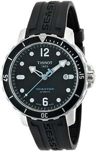 Tissot Men's Seastar 1000 Auto Watch T0664071705700 Stainless Steel