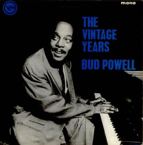 THE VINTAGE YEARS VINYL LP[VLP9075]60\'S BUD POWELL