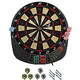 Die Best Sporting elektronische Dartscheibe 'Coventry' beinhaltet insgesamt 27 Spiele mit 159 Varianten und Cricket und ist für 1 bis 16 Einzelspieler oder 8 Teamspiele à 2 Spieler konzipiert. Für einen geringen Stromverbrauch und optimalen Spielspaß...