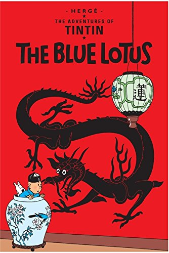 The Adventures of Tintin : The blue Lotus