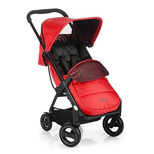 brand-new-icoo-acrobat-shop-n-drive-travel-system-pushchair-fishbone-red