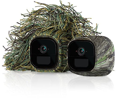 Arlo VMA4250 Accessoire Go - Housse pour Caméra Arlo Go Uniquement - Camouflage