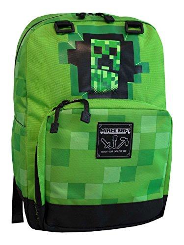 Minecraft - Mochila - Creeper