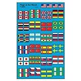 Flaggen der Welt Aufklebern