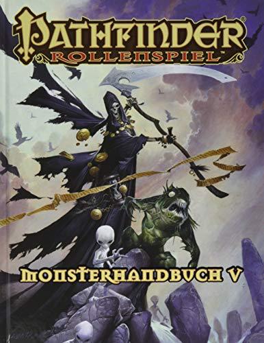 Pathfinder Monsterhandbuch 5 (Pathfinder / Fantasy-Rollenspiel)