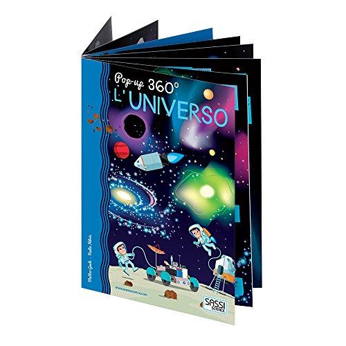 L'universo. Pop-up 360°. Ediz. illustrata