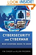 #9: Cybersecurity and Cyberwar: What Everyone Needs to Know