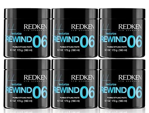 Redken Rewind 06 Aktion ( 3x 150ml = 450ml ) - Relaunch