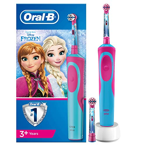 Oral-B Stages Power Kids - Cepillo Eléctrico Recargable