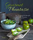 Gourmet Phantasie 2019: Großer Wandkalender. Küchenkalender mit literarischen Zitaten. PhotoArt Kalender im Hochformat. 45,5 x 55 cm