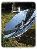 Cocina Solar Parabólica Ico-SUN2 con Parábola de 150Cms
