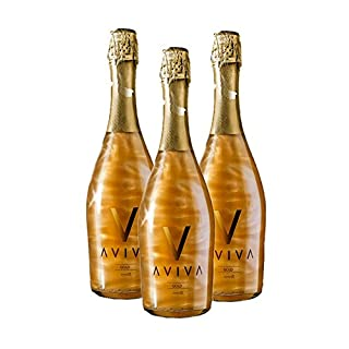 Aviva Gold Sparkling Wine NV 75 cl