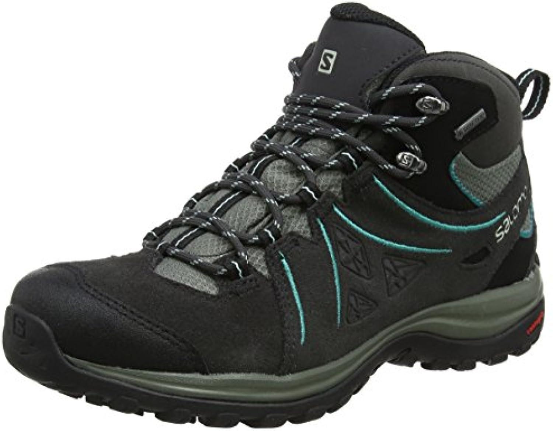 Salomon Ellipse 2 Mid LTR GTX W, Chaussures Chaussures W, de Ran ée Hautes FemmeB01MY3UHL1Parent d434f9