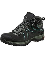 0453f8f5270 Amazon.fr   chaussures randonnée femme salomon   Sports et Loisirs