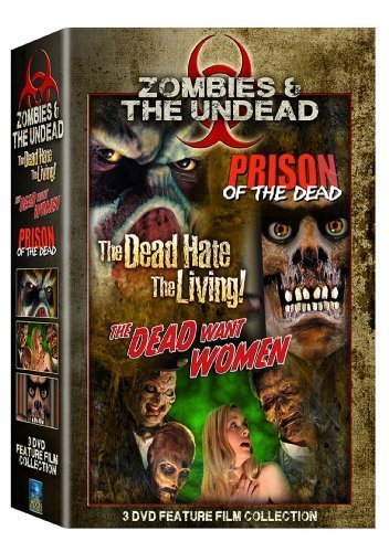 (Zombies & The Undead Box Set by FULL MOON PICTURES)