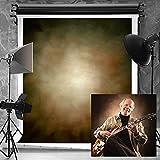 KateHome PHOTOSTUDIOS 1,5×2,2m Fondos marrón Fondo de fotografía Abstracta telon de Fondo...
