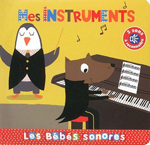 Mes instruments, en livre sonore