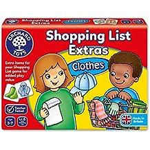 Orchard Toys - Busta di espansione per Lista della spesa: vestiti (Shopping List) [Lingua inglese]