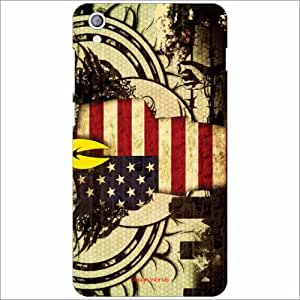 Design Worlds - Lenovo S850 Designer Back Cover Case - Multicolor Phone Cover