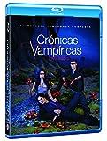 Cronicas Vampiricas Temporada 3 Blu-Ray España (The vampire diaries)