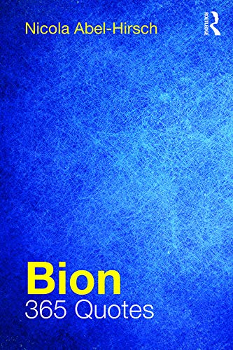 Bion: 365 Quotes (English Edition)