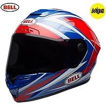 Bell Cascos Star MIPS, torsión, color rojo/azul, talla 2X L