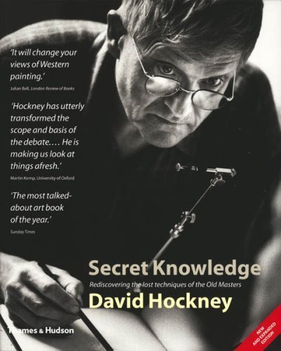 Secret Knowledge: Rediscovering the lost techniques of the Old Masters by David Hockney 2nd (second) Revised Edition (2006)