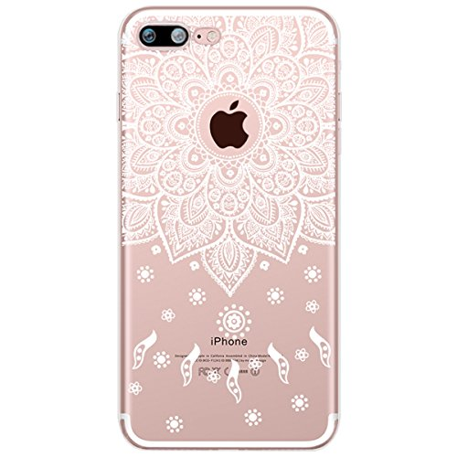 custodia iphone 8 plus silicone morbido