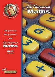 Bond No Nonsense Maths 10-11 years (Bond Assessment Papers)
