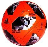 Adidas World Cup 2018 - Balón de fútbol para niños (Talla 3), diseño de Torneo de Rusia