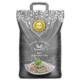 #8: Royal-Saffron MOGRA Basmati Rice, 10 KG