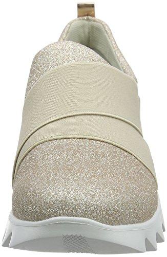 Stonefly Damen Speedy Lady 6 Sneakers Silber (PLATINO V37)
