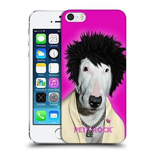 Ufficiale Pets Rock Vegas Musicisti 2 Cover Retro Rigida per Apple iPhone 6 / 6s Punk