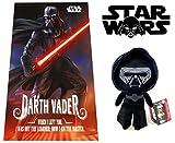 Disney Peluche Dark Vador Star Wars et Plaid Star Wars