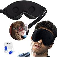 """Schlafmaske""""BlackOut"""" von SONNENBERG - 100% Lichtdichte Augenmaske perfekt für Reisen, hilft bei Schlaflosigkeit... preisvergleich bei billige-tabletten.eu"""