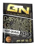 GN Laboratories Dairy Mass Gainer Muskelaufbau Protein Eiweiß Shake Bodybuilding 4000g (White Choco Cocos - Weiße Schoko Kokos)