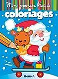 Mon premier bloc de coloriages Noël...