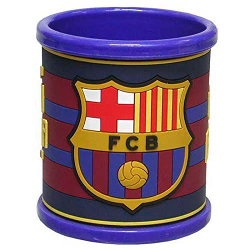 Cyp Imports - Taza con diseño de caucho FC Barcelona