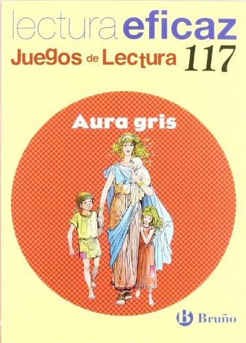 Aura gris Juego Lectura (Castellano - Material Complementario - Juegos De Lectura) - 9788421698235