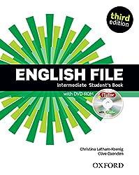 English File : Intermediate Student's Book (1DVD)