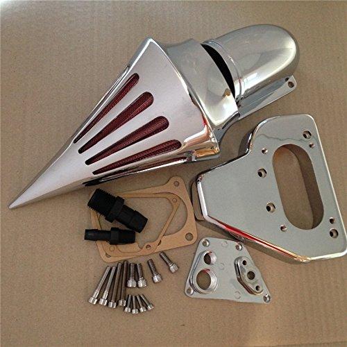 New Lufteinlass Spike Air von Kits für 2002-2009Honda VTX 1800R S C N F chrom