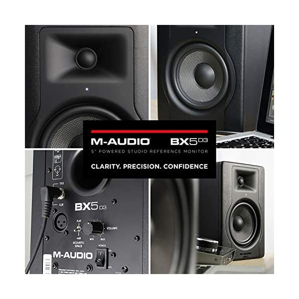 M-Audio BX Altoparlanti Monitor Professionali