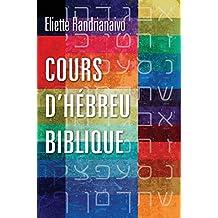 Cours D'Hebreu Biblique