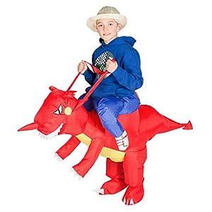 Bodysocks® Disfraz Hinchable de Dragón Niño